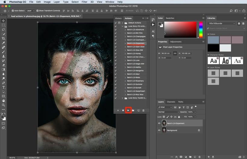 Graphic Designing Software - Photoshop