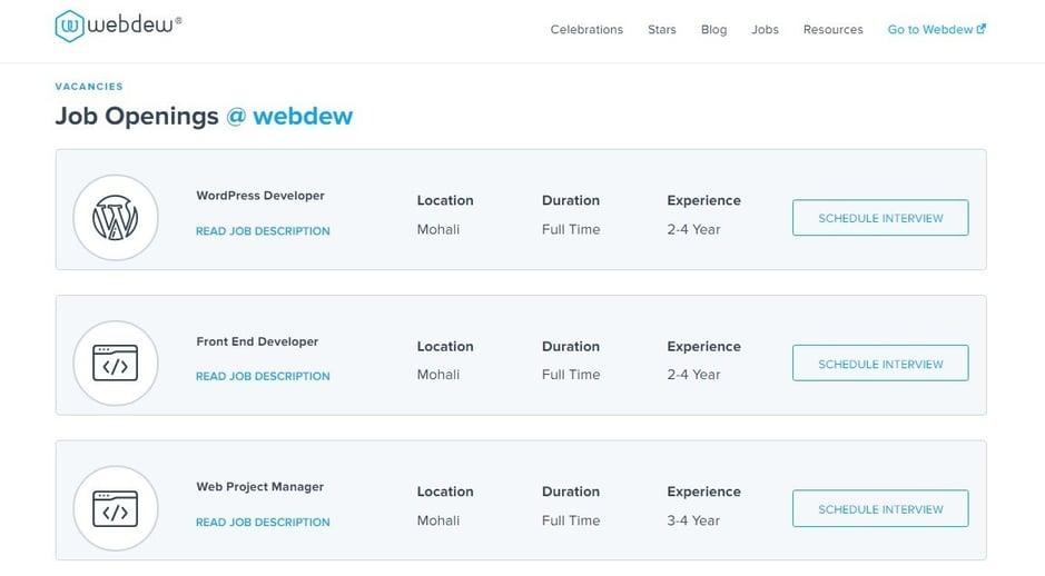 posting-job-openings-on-website